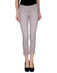 Marani Jeans Denim Pants Mauve