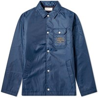 Universal Works Coach Jacket Blue