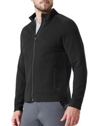 Mpg Heather Charcoal Academy Jacket Grey