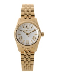 Michael Kors Wrist Watches Gold