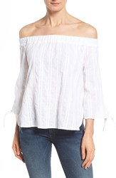 Kut From The Kloth Women's Alma Off Shoulder Top