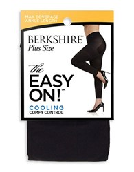 Berkshire Solid Footless Tights Black