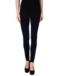 Kangra Cashmere Leggings Dark Blue