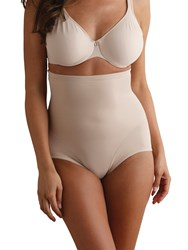 Miraclesuit Extra Firm Control High Waist Briefs Nude