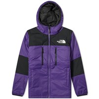 The North Face Himalayan Light Hooded Jacket Purple