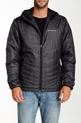 Columbia Mighty Light Hooded Jacket Black