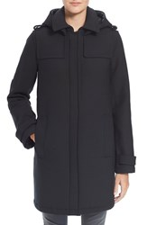 Women's Ayr 'The Duffle' Hooded Wool Coat