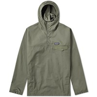 Patagonia Maple Grove Snap T Pullover Jacket Green