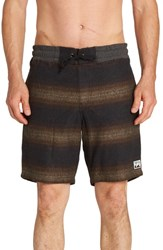 Billabong Larry Layback Baja Shorts Black