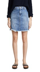 Baldwin Denim Agnes Skirt Pure