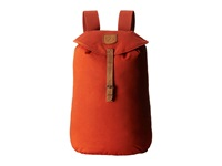 Fj Llr Ven Greenland Backpack Small Autumn Leaf Backpack Bags Orange