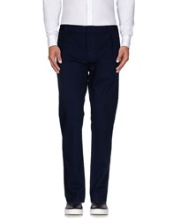 Selected Homme Trousers Casual Trousers Men Dark Blue