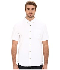 Vans Houser S S Wovens White Men's Long Sleeve Button Up