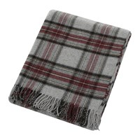 Pendleton 5Th Avenue Throw Grey Stewart
