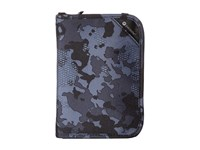 Pacsafe Rfidsafe V150 Anti Theft Rfid Blocking Compact Organizer Grey Camo Wallet Multi