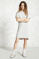 Forever 21 Jersey Knit T Shirt Dress