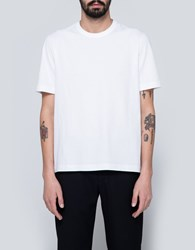 Marni Color Block Tee White
