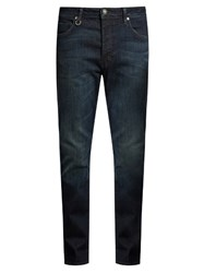 Neuw Denim Boss Straight Leg Jeans Navy