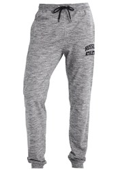 Russell Athletic Tracksuit Bottoms Light Grey Melange