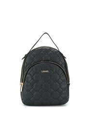 Liu Jo Quilted Backpack Black