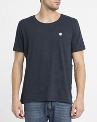 Element Blue Emmett Basic T Shirt