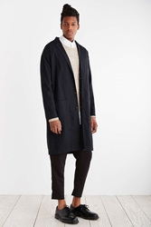 Your Neighbors Linen Duster Jacket