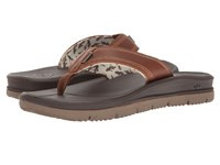 Freewaters Tall Boy Xt Leather Brown Men's Sandals