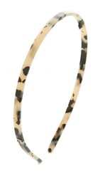Alexandre De Paris Thin Headband Albinos