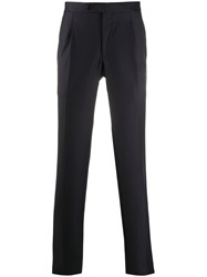 Dell'oglio Straight Leg Tailored Trousers 60