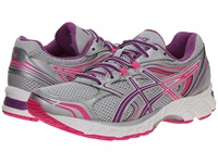 Asics Gel Equation 8 Silver Grape Hot Pink Women's Running Shoes Gray