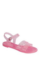 Refresh Cosma Double Strap Sandal Pink