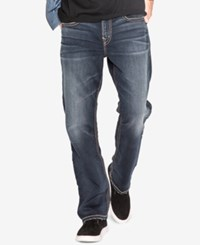 Silver Jeans Co. Men's Grayson Easy Fit Straight Indigo