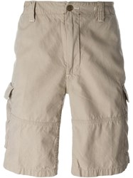 Polo Ralph Lauren Cargo Shorts Nude And Neutrals