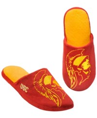 Forever Collectibles Men's Usc Trojans Big Logo Slippers
