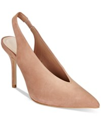 Aldo Women's Minett Slingback Pumps Dusty Rose