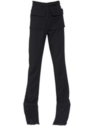 J.W.Anderson French Cuff Viscose Twill Pants