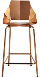 Blu Dot Copper Real Good Counterstool