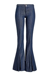 Maggie Marilyn Flared Jeans Blue