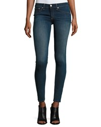 Rag And Bone 401 Low Rise Skinny Jeans Joshua