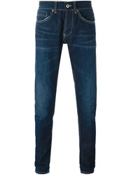 Dondup 'George' Slim Jeans Blue
