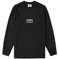 Neighborhood Luker By Long Sleeve C.F.C. Tee Black