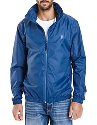Bench Terincon Zip Up Jacket Blue