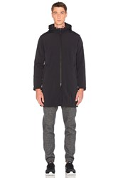 Reigning Champ Sideline Jacket Black