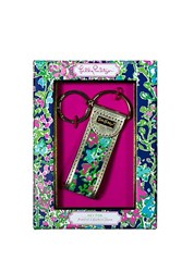 Lilly Pulitzer Southern Charm Key Fob No Color