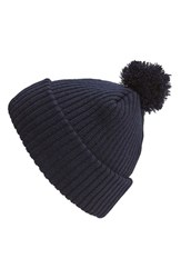 Men's Herschel Supply Co. 'Alpine' Pom Beanie Blue Navy