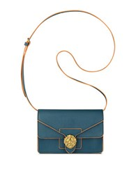 Anne Klein Diana Small Double Flap Crossbody Bag