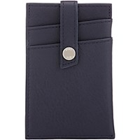Want Les Essentiels Men's Kennedy Money Clip Wallet Navy