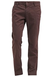 Boss Orange Chinos Dark Brown