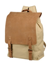 Forbes And Lewis Backpacks And Fanny Packs Beige