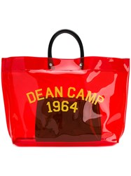 Dsquared2 Dean Camp 1964 Tote Bag